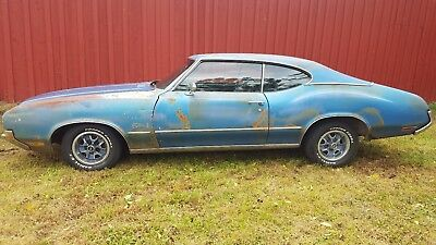 1972 Oldsmobile Cutlass S 1972 Olds Cutlass S