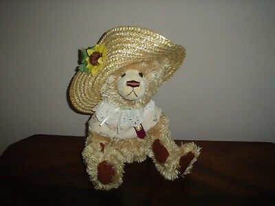 """Brass Button Bears Legendary Collection """" Cathy """" Love"""