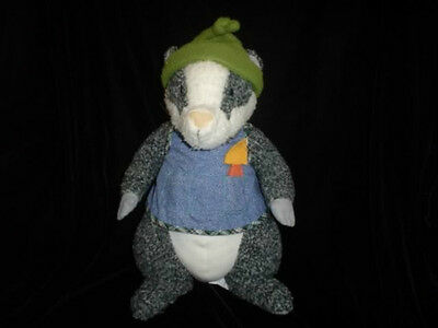 Hallmark Brad Badger 12 Inch Plush Storybook Friends