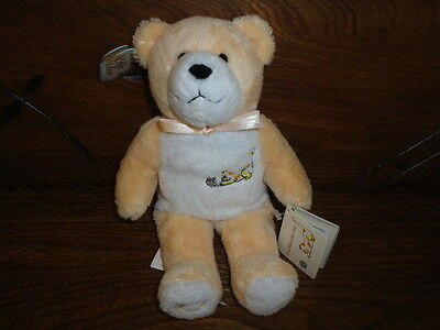 """Holy Bears 2003 GOD BLESS OUR CATS Bear 9"""" with Bible Booklet"""