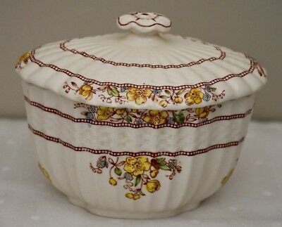 Buttercup Covered Sugar Bowl by Spode Copeland