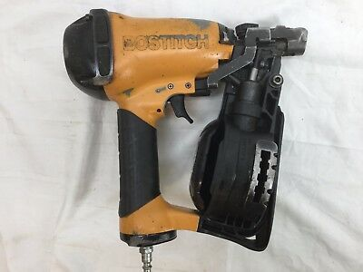 """Bostitch - 1-3/4"""" 15 Degree Coil Roofing Nailer - Model RN46-1 *Works Great*"""