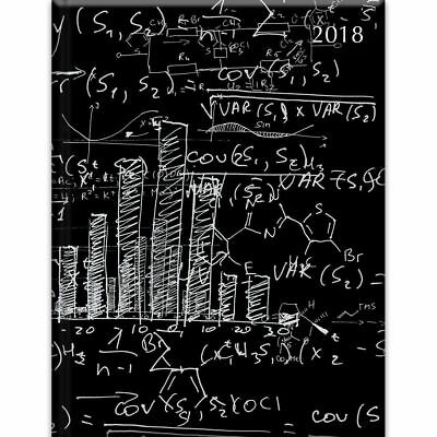 Equations 2018 A5 Week to View Diary by Gifted Stationery, Free Postage!