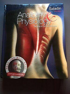 Anatomy and Physiology : The Unity of Form and Function by Kenneth S ...