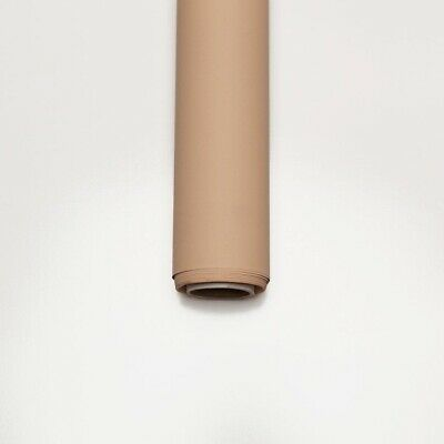 Spectrum Non-Reflective Paper Roll Backdrop (2.72 x 10M) - Fortune Cookie Beige