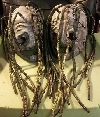Slipknot Corey Taylor  Halloween mask  Ghost Glow style Order now for Halloween