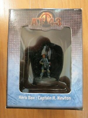 Captain H. Newton Hero Box UNA AT-43 Rackham