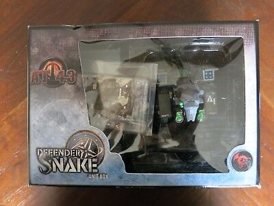 Defender Snake Unit Box UNA AT-43 Rackham