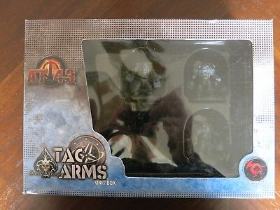 Death Dealer Tac Arms UNA Unit Box AT-43 Rackham