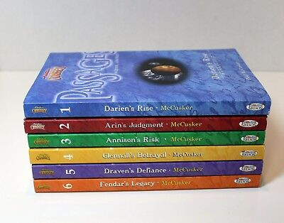Lot of 6 Adventures in Odyssey Passages Complete Series Christian Fiction