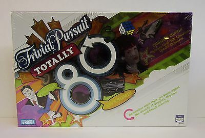 * Trivial Pursuit * Totally 80's * Canadian Edition * NOS * Factory Sealed *