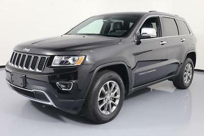 2016 Jeep Grand Cherokee  2016 JEEP GRAND CHEROKEE LTD 4X4 LEATHER REAR CAM 22K #321629 Texas Direct Auto