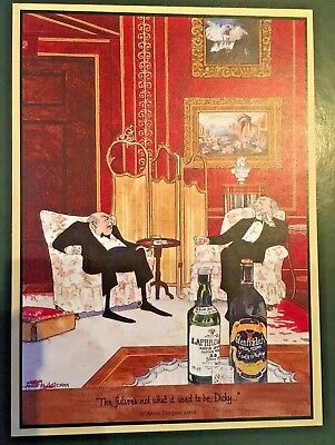 Wentworth wooden jigsaw puzzle  Whisky cartoon 250 pieces