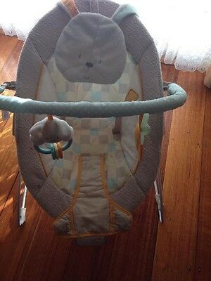 Bright Stars Cotton Tale Bouncer