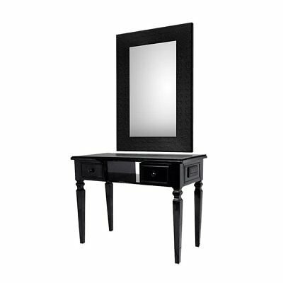 Glammar Princess Make Up Station Black