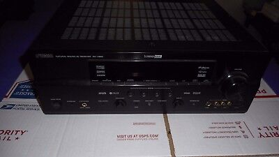 Yamaha RX V863 7.1 Channel 105 Watt Receiver - NO REMOTE