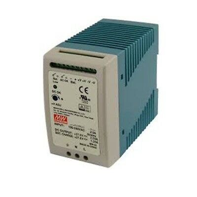 DRC-100B Pwr sup.unit switched-mode buffer 96.6W 27.6VDC 27.6VDC 370g MEANWELL