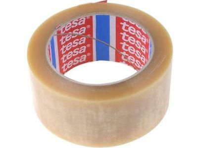 TESA-4124-50T Packing tapes L66m Width50mm Thick65um Colour 4124 TESA