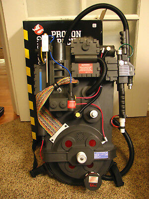 Spirit Halloween Ghostbusters Deluxe Replica Proton Pack Cosmetic Upgrade Kit