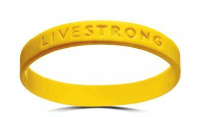 LIVESTRONG LIVE STRONG BRACELET Lot Lance Armstrong NEW