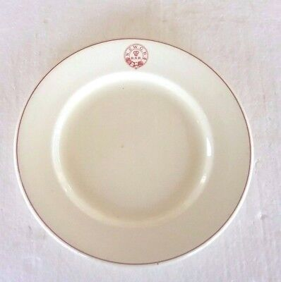 NSWGR Advertising Kitchen Eatery Rail Car Plate Grindley Hotel Ware
