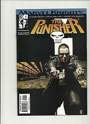 Punisher  #5 NM Vol 4