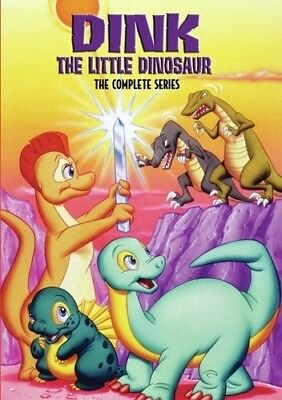 Dink The Little Dinosaur: The Complete Series [New DVD] Manufactured On Demand