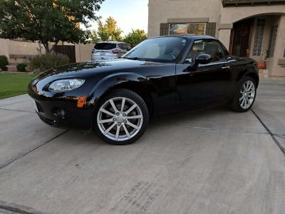 2008 Mazda MX-5 Miata Grand Touring MAZDA MX-5 MIATA GRAND TOURING ONLY 27K MILES!!!  NO ACCIDENTS!!! !