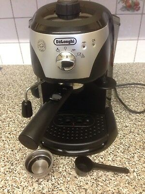 DeLonghi Coffee machine EC220.CD