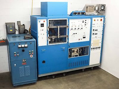Thomas Swan MOCVD Epison II EPITOR System for Wafer Research and Development