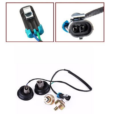 KNOCK SENSORS HARNESS Connector For Cadillac Chevy GMC GM