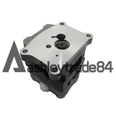 New 4 holes Gear Pump Pilot Pump For Komatsu PC40-7 PC50-7 PC55MR PC56-2