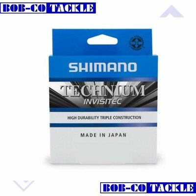 Shimano Technium New Invisitec 300m Line