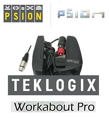 Psion Teklogix · Base / Cargador De Automovil Para Workabout Pro = Wa1110-G1