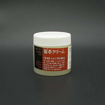 Seiwa Leathercraft Light Leather Balm Wax Treatment & Conditioner Glue Japan