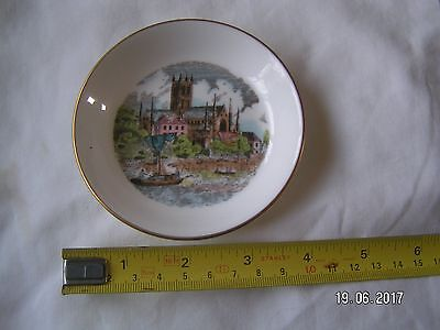 Royal Worcester Pin Dish Expressly Made For Kays