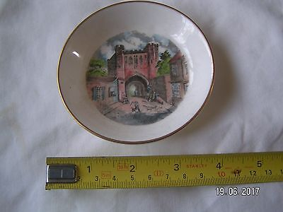 Royal Worcester Pin Dish Expressly Made For Kays #2