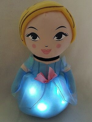 Cinderella  Doll  New Night Light Disney