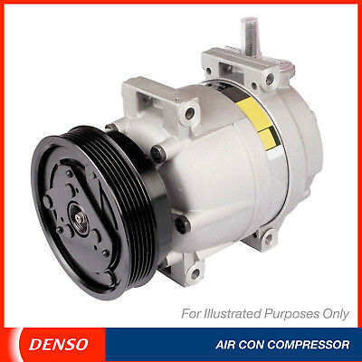 Genuine OE Denso A/C Air Con Compressor