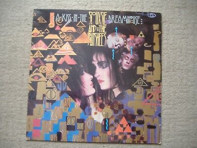 Siouxsie & The Banshees - A Kiss In The Dreamhouse Lp