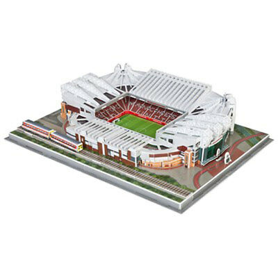 Build Your Own 3D Replica Model Manchester United Football Old Trafford Stadium