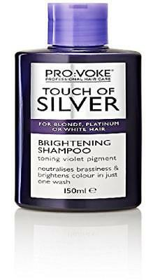 Touch Of Silver Twice A Week Brightening Purple Shampoo 150Ml
