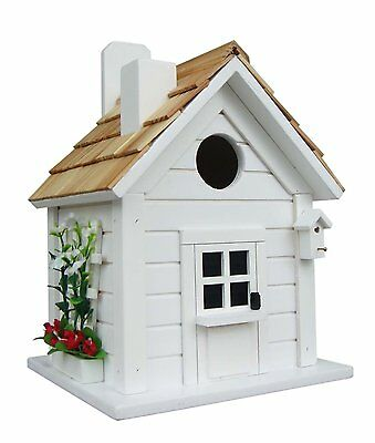 Home Bazaar Trellis Cottage Birdhouse
