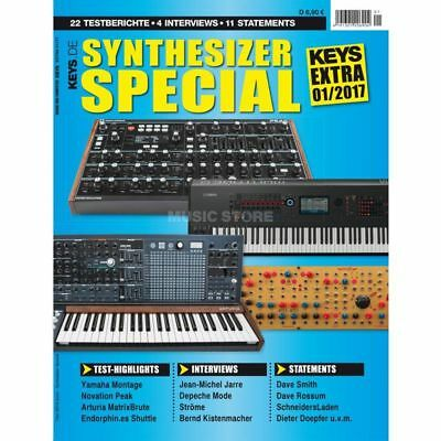 PPV Medien PPV Medien - Synthesizer Special Keys Extra 01/2017