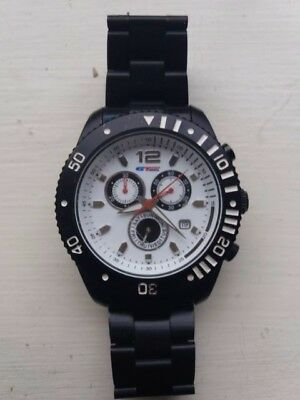 Gents Gt Radial Chronograph Wristwatch - No Reserve.