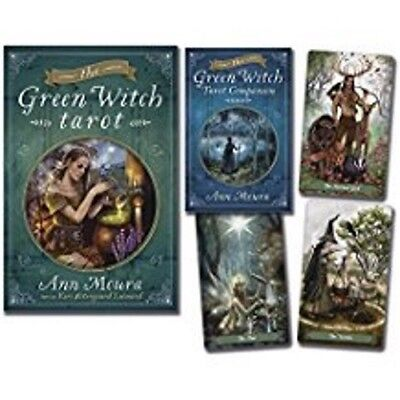 Green Witch's Tarot box set + Tarot for the Green Witch book