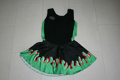 Netball Bodysuit Dress Ladies Medium Vgc Aus Made Diamonds