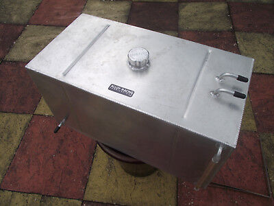 Alloy 12 gallon Fuel Tank Race Rally Kit Car Special Vintage