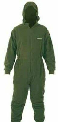 Q-DOS One Piece Fleece Thermal Undersuit Bivvy Sleep Suit Base Layer Size XXL