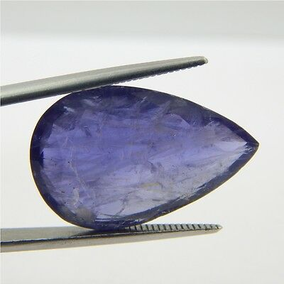 18.3 cts India's Natural Iolite Gemstone Wholesale Loose Cabochon R#232-4